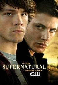 수퍼내추럴 (Supernatural) - 시즌 5 포스터