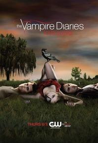 뱀파이어 다이어리 (The Vampire Diaries) 포스터